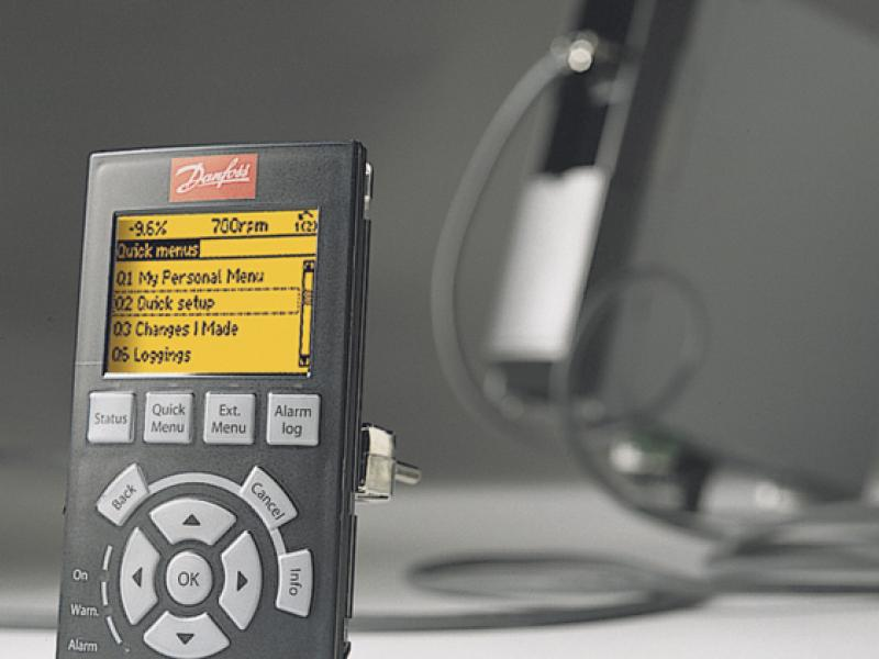 Danfoss Drives Launches DrivePro