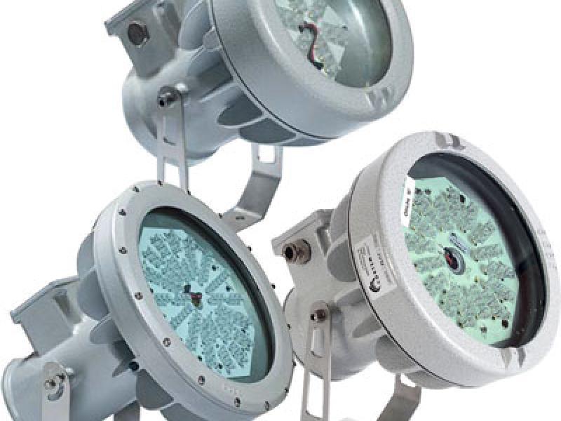 Make light work of hazardous areas