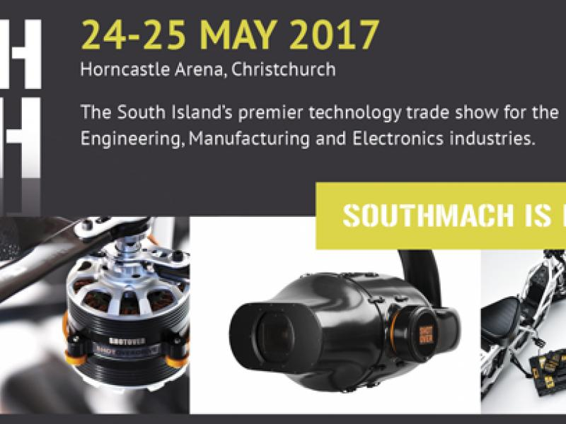 SouthMACH 2017: A showcase of innovation and learning
