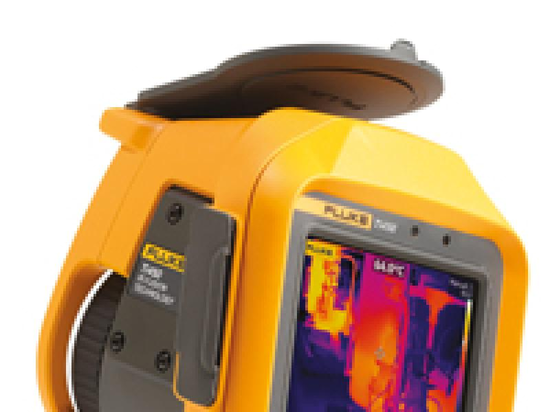 The new Fluke Ti 450 Thermal Imager
