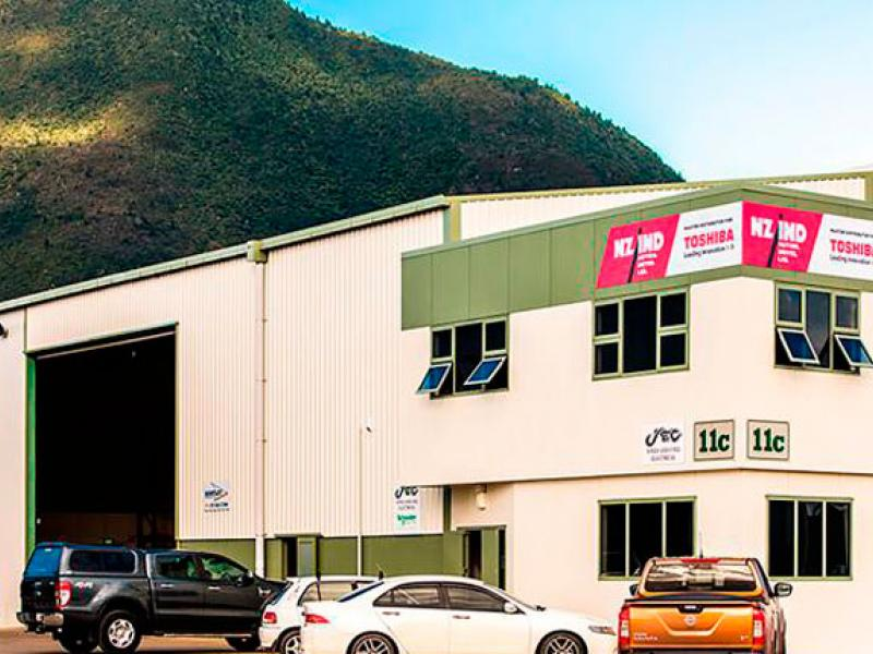 Toshiba finds new home in New Zealand