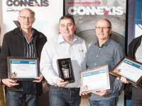 Construction Contracts Ltd (CCL) was awarded a Connexis Company Training and Development Award