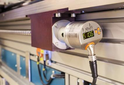 Another first - Smart encoders from ifm electronic