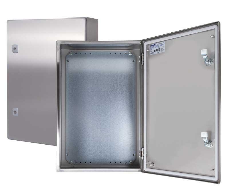 Stainless steel wall-mount enclosures | DEMM | Engineering ... on