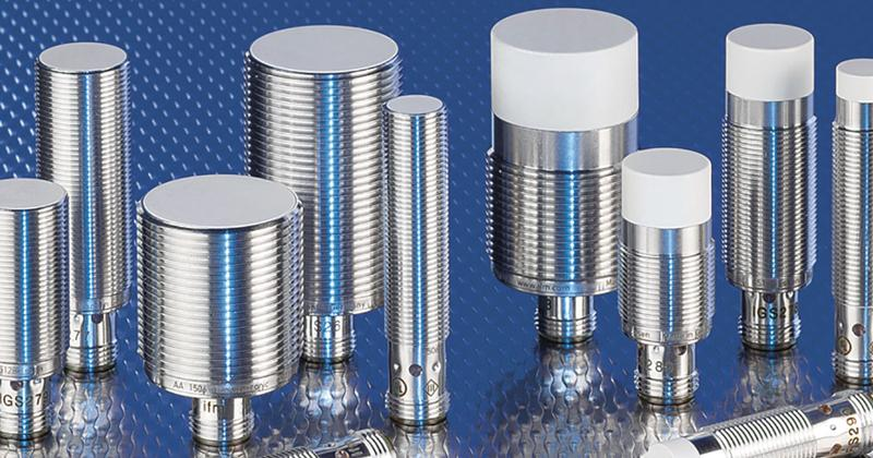 Inductive sensors for all applications