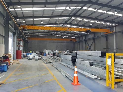 Southern Cross Engineering Installs First Konecranes Nz