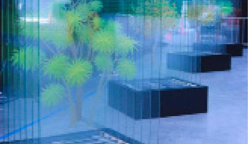 Multimillion dollar Viridian Glass