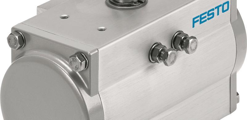 Quarter-turn actuator DFPD sets new standards