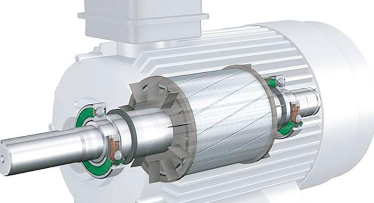 Solutions for electric motors