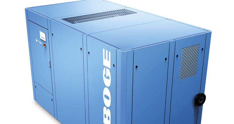 Sustainability with innovative compressed air systems