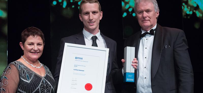 Young Engineer of the Year and outstanding engineers recognised